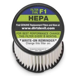F1 HEPA Filter3
