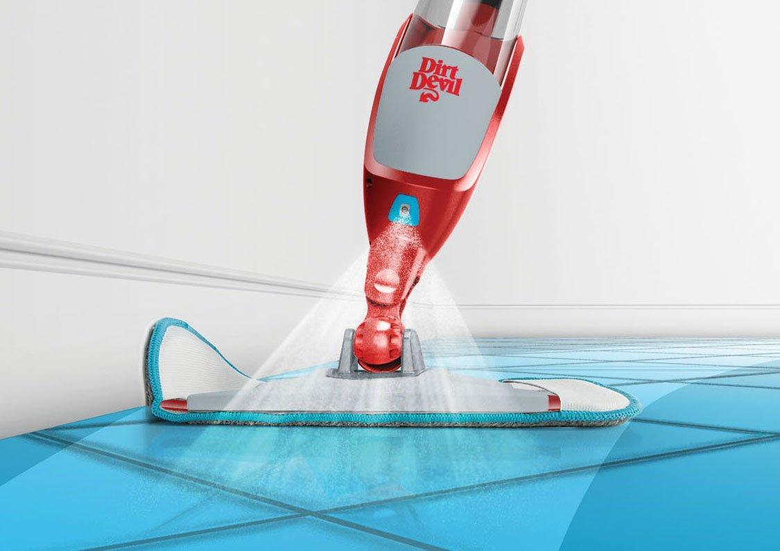 SWIPES Washable Microfiber Scrubbing Pad for Spray+Mop & Steam+Clean1