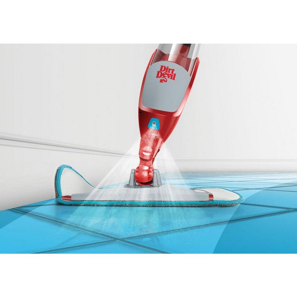 Swipes Washable Microfiber Scrubbing Pad For Spray Mop