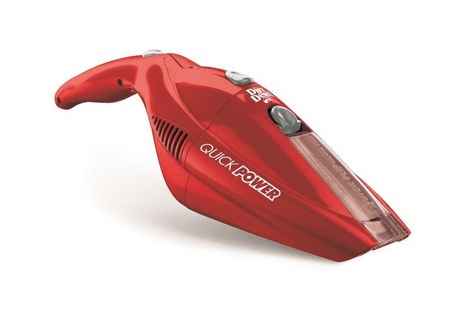 Quick Power 7.2V Cordless Hand Vacuum, , medium