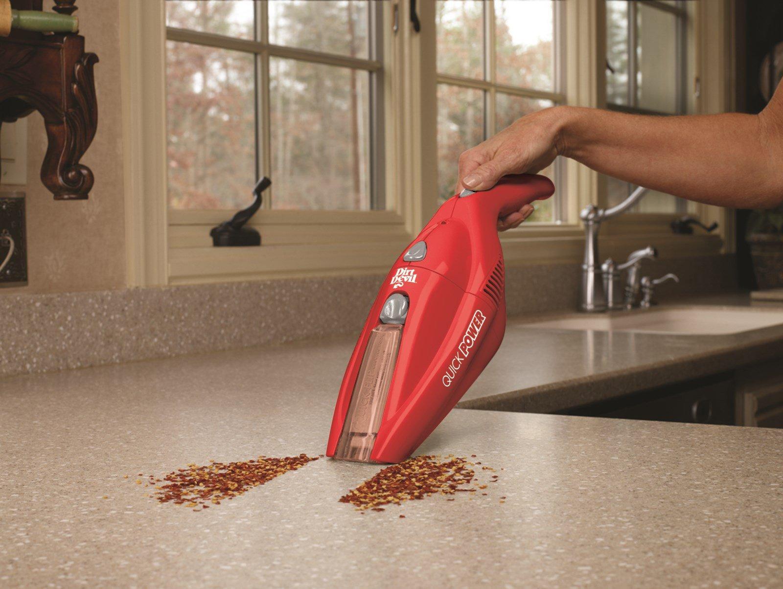 Quick Power 7.2V Cordless Hand Vacuum4