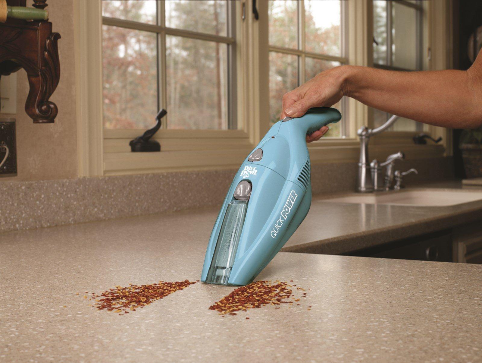 Quick Power 7.2V Cordless Hand Vacuum3