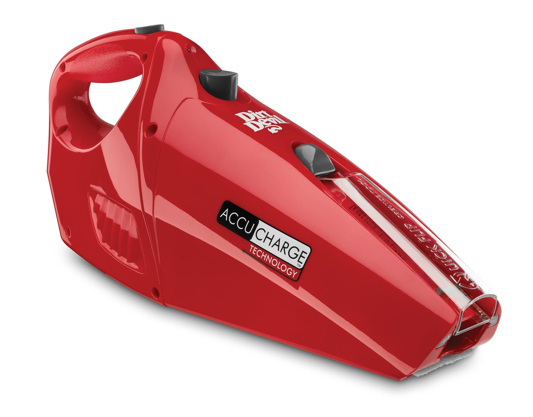 Accucharge 15.6V Cordless Hand Vacuum1