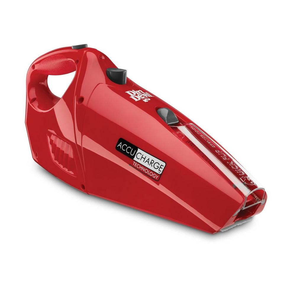 Accucharge 15.6V Cordless Hand Vacuum