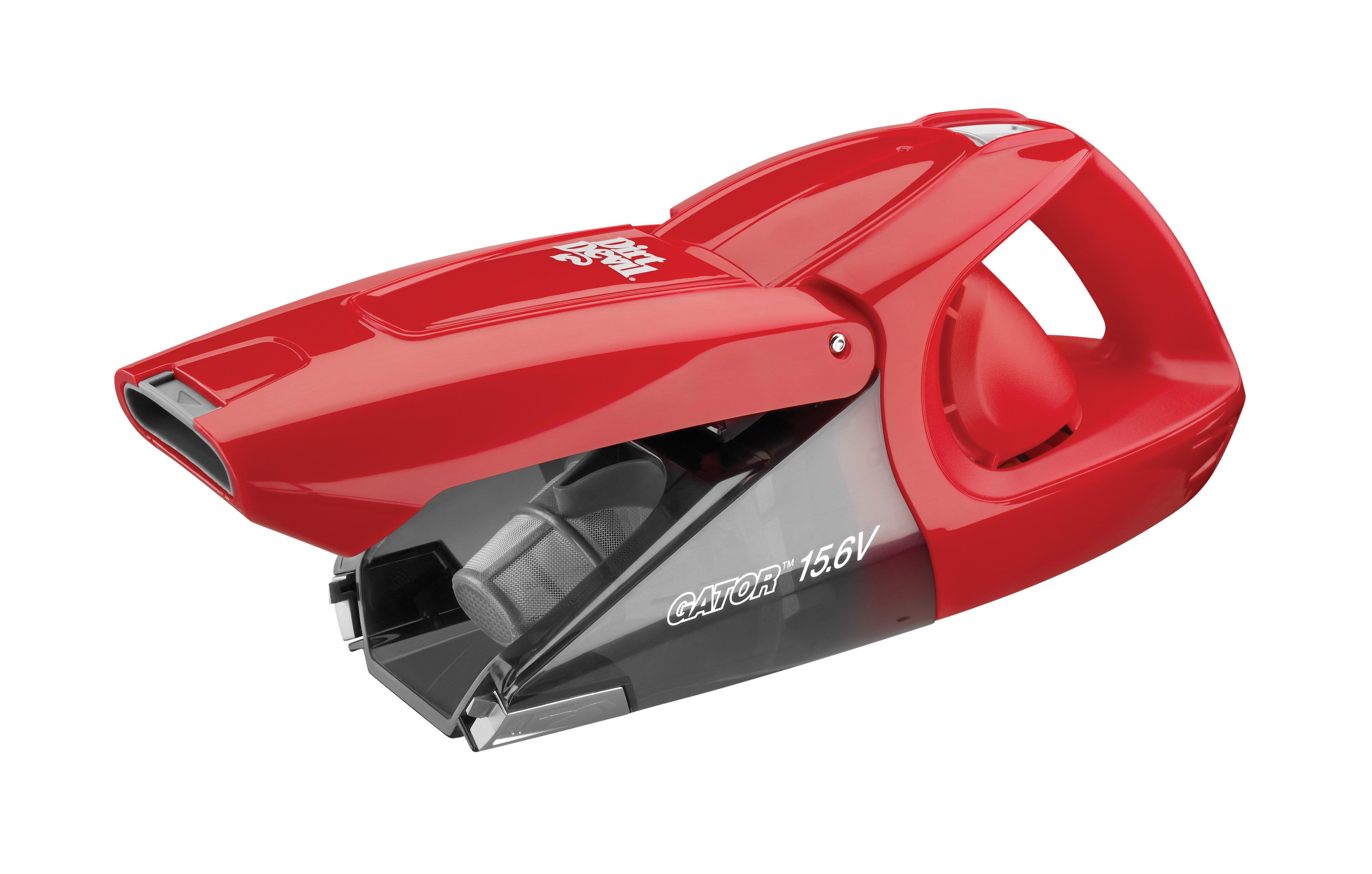 Gator 15.6V Cordless Hand Vacuum with Brushroll5