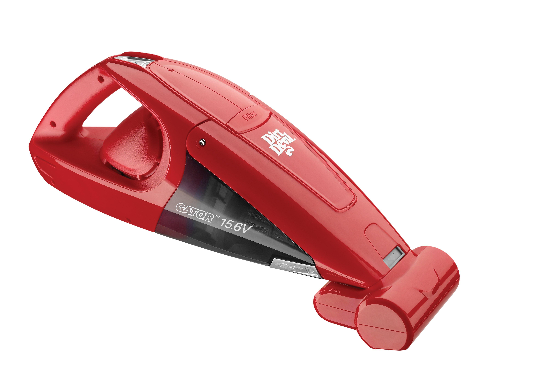 Gator 15.6V Cordless Hand Vacuum with Brushroll2