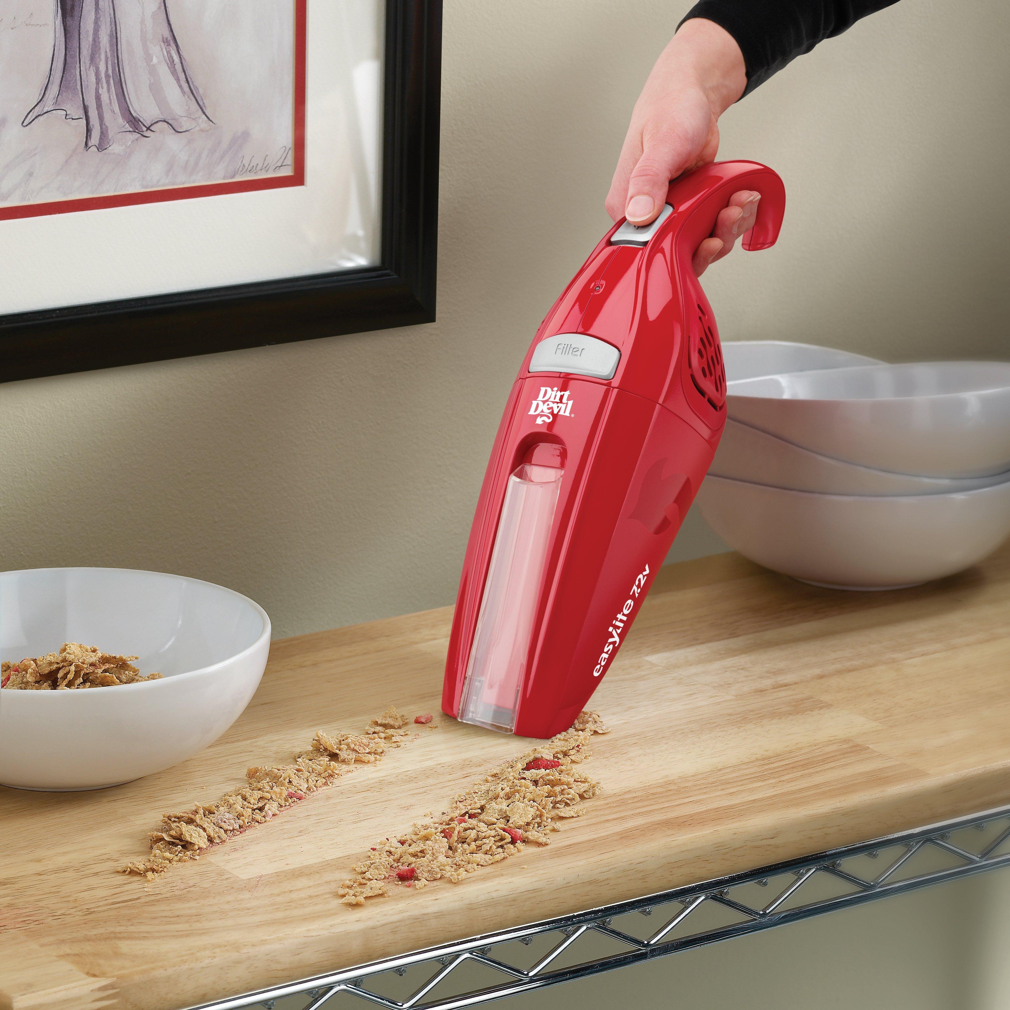 Easy Lite 7.2V Cordless Hand Vacuum3