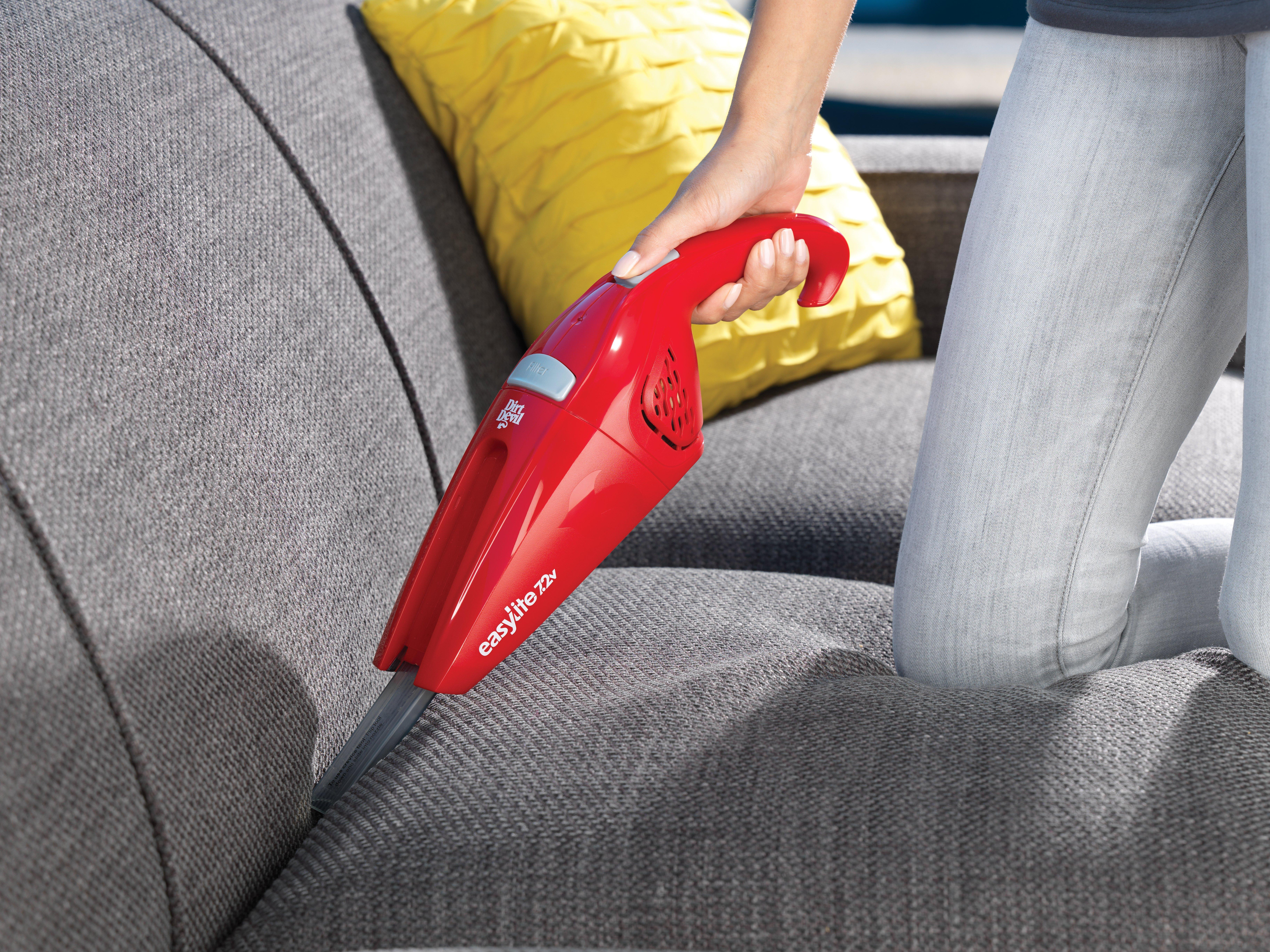 Easy Lite 7.2V Cordless Hand Vacuum7