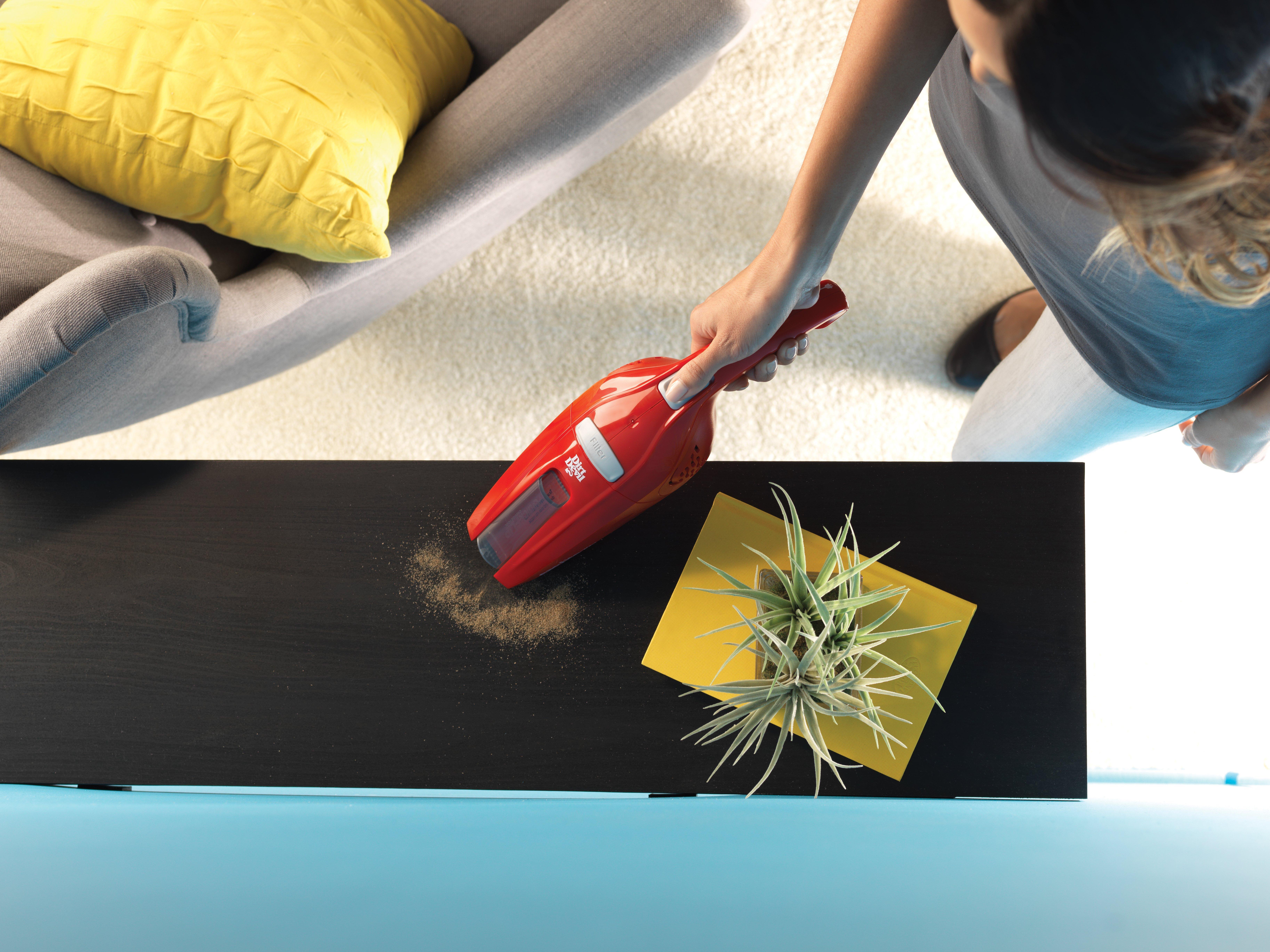 Easy Lite 7.2V Cordless Hand Vacuum5