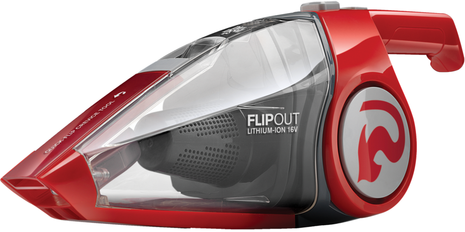 Flipout 16V Lithium Powered Cordless Hand Vacuum, , medium