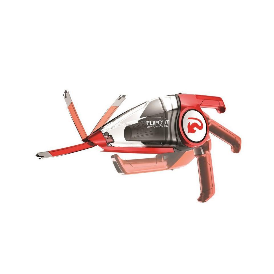 Flipout 20V Lithium Powered Cordless Hand Vacuum - BD10320B
