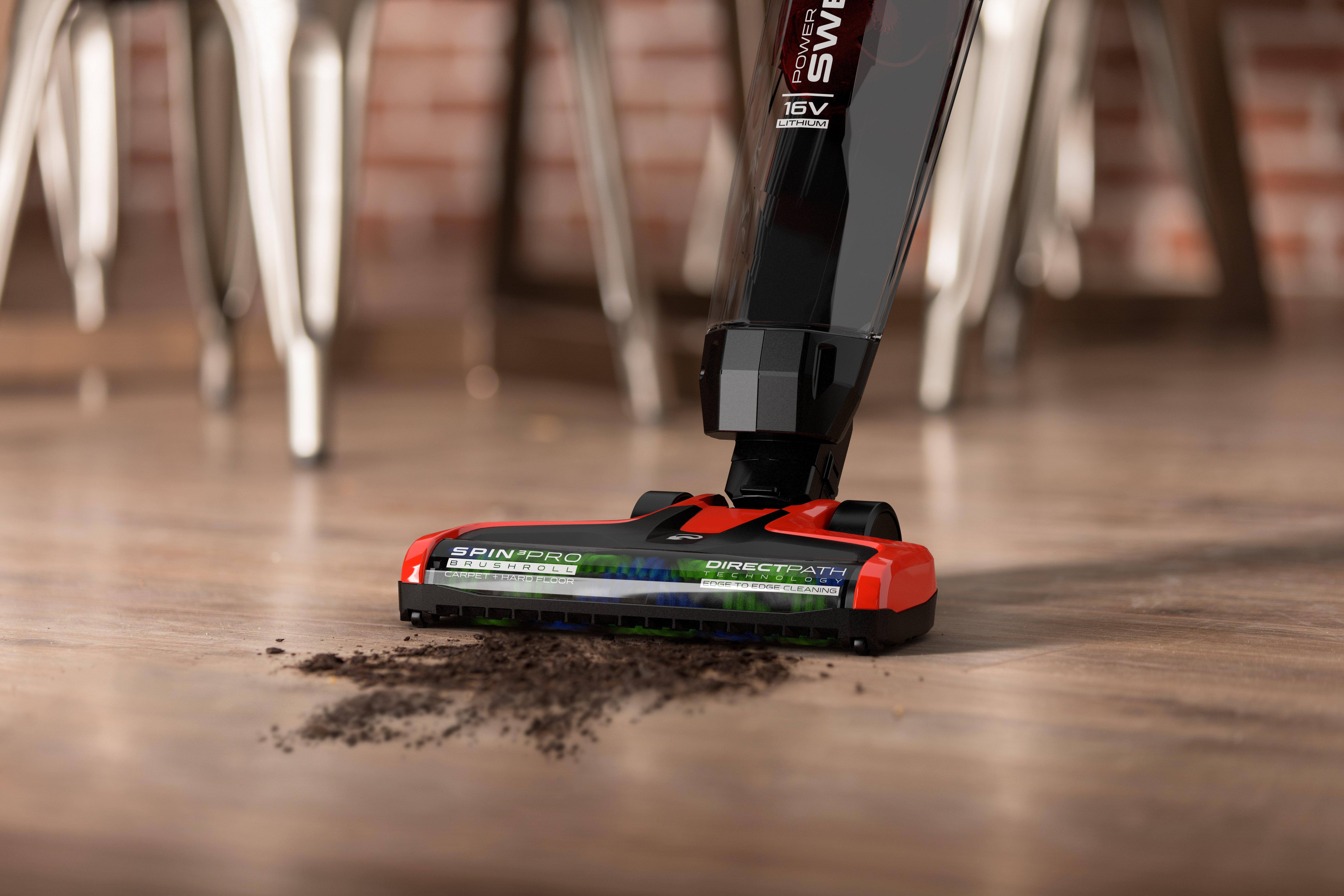 Power Swerve Cordless Stick Vacuum5