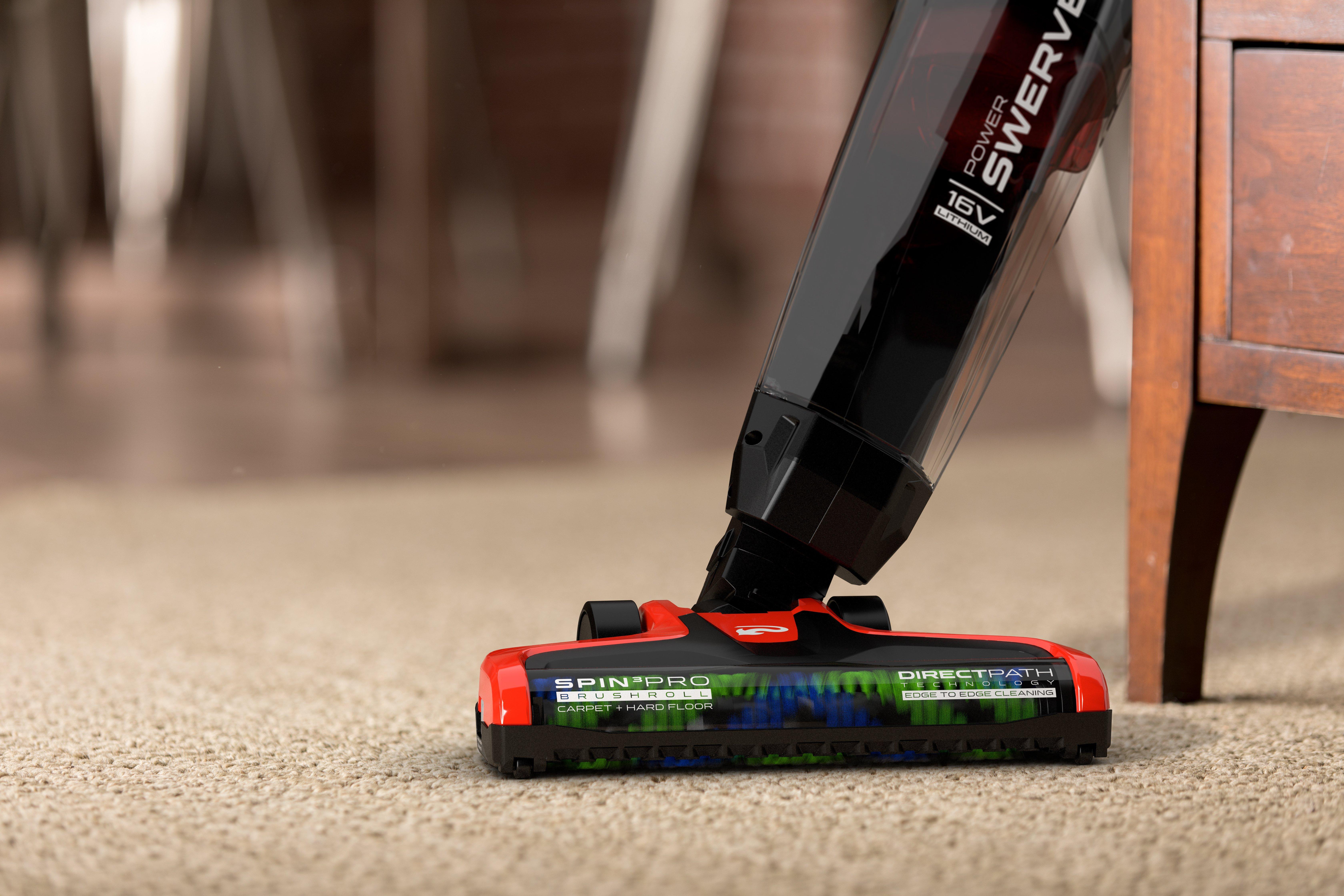 Power Swerve Cordless Stick Vacuum6