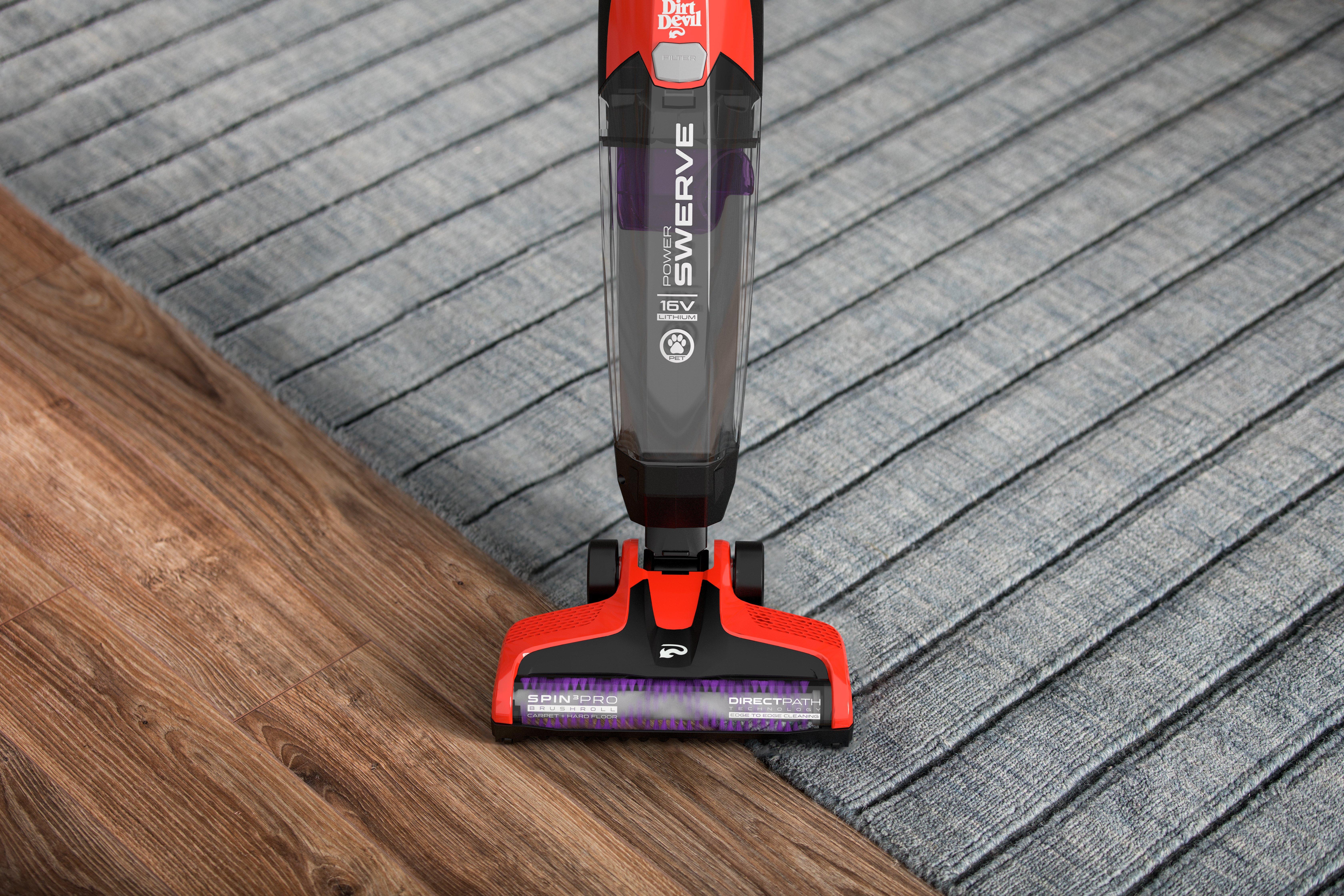 Power Swerve Pet Cordless Stick Vacuum6