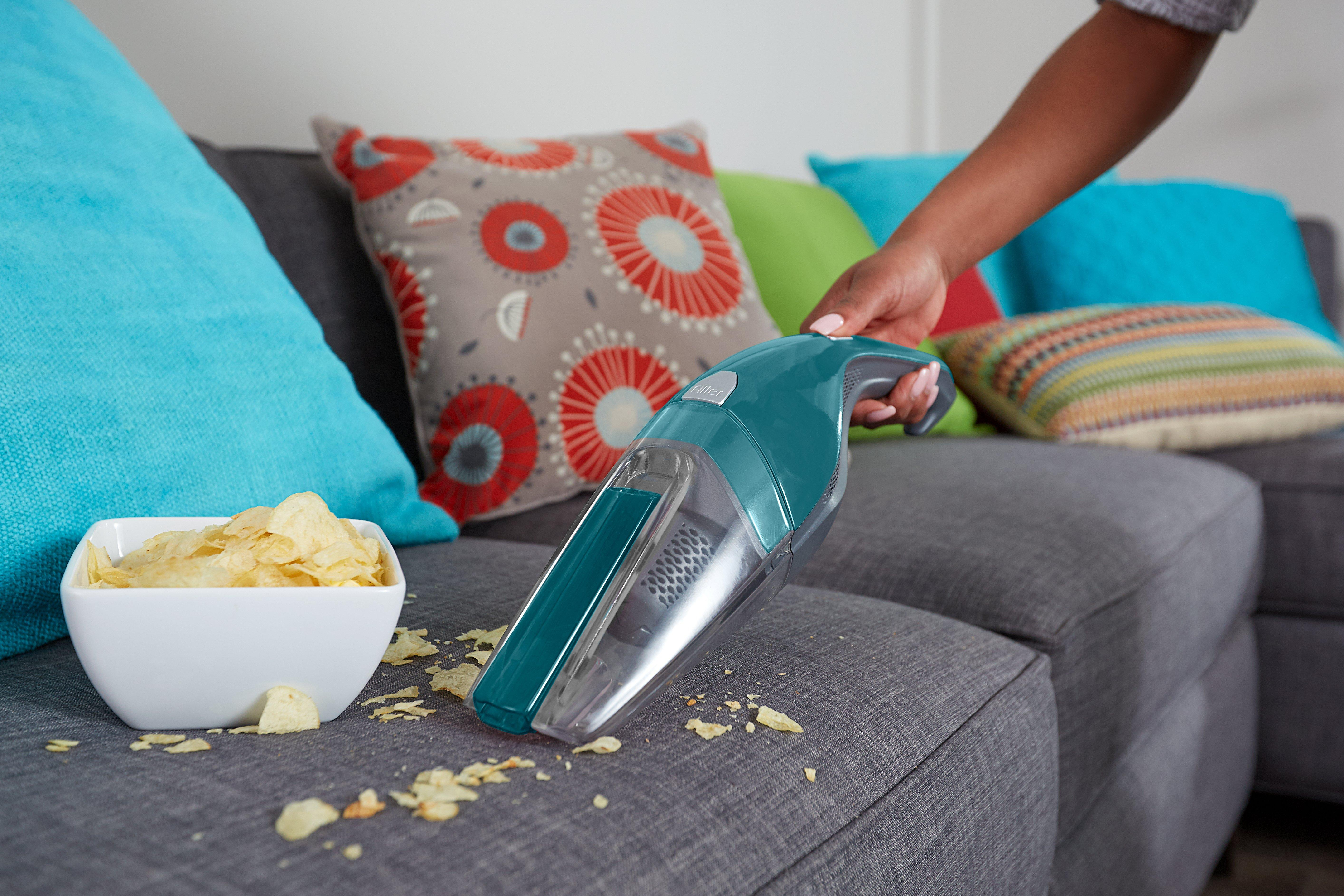 Quick Flip 8V Cordless Hand Vacuum7