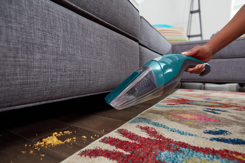 Quick Flip 8V Cordless Hand Vacuum5