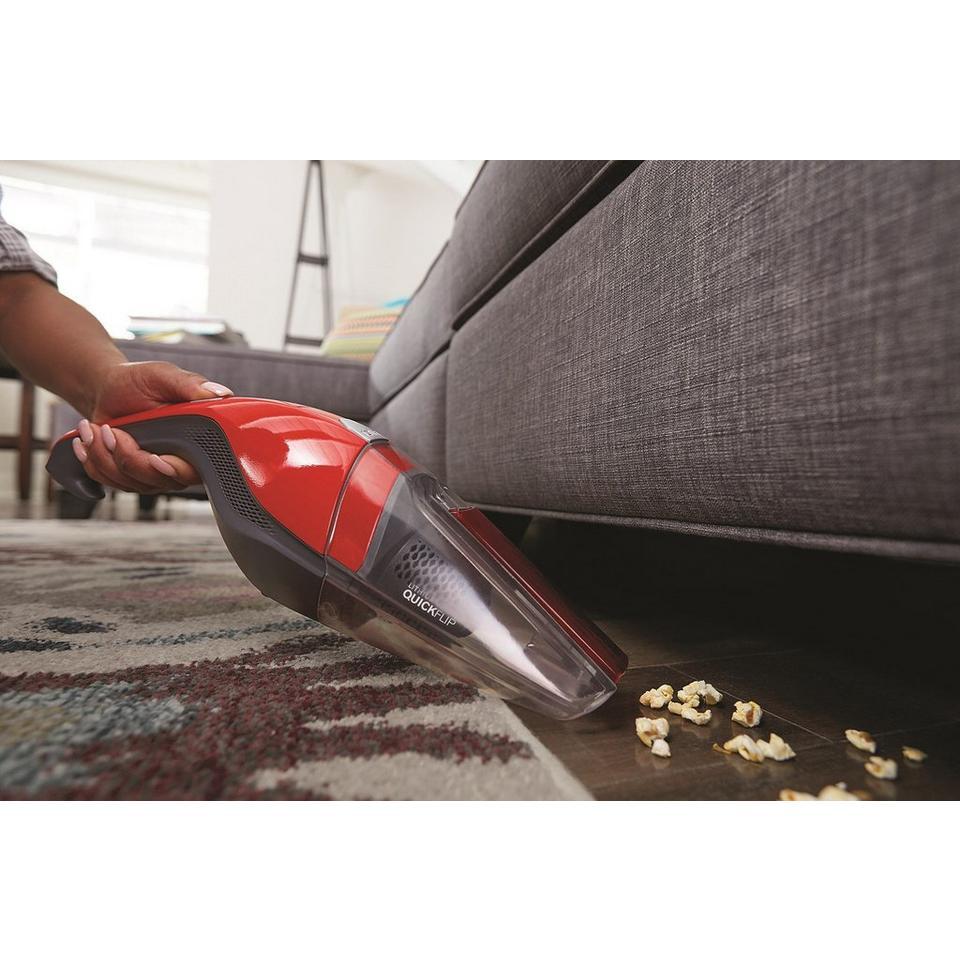 QuickFlip™ 12V Cordless Bagless Handheld Vacuum - BD30015CDI