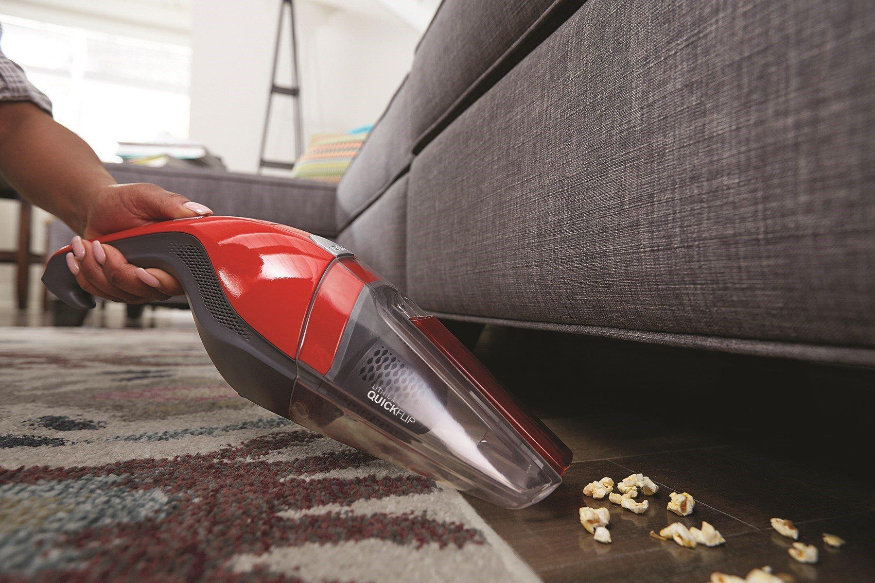 Quick Flip 12V Cordless Hand Vacuum3