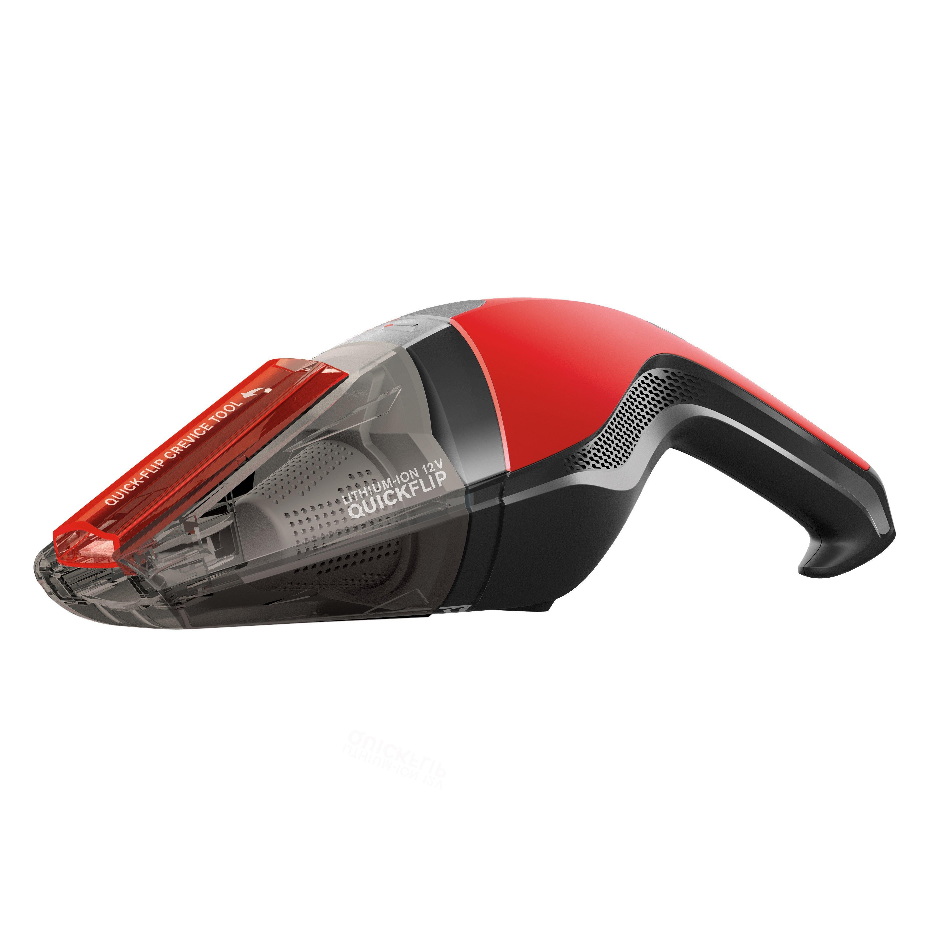 Quick Flip 12V Cordless Hand Vacuum1