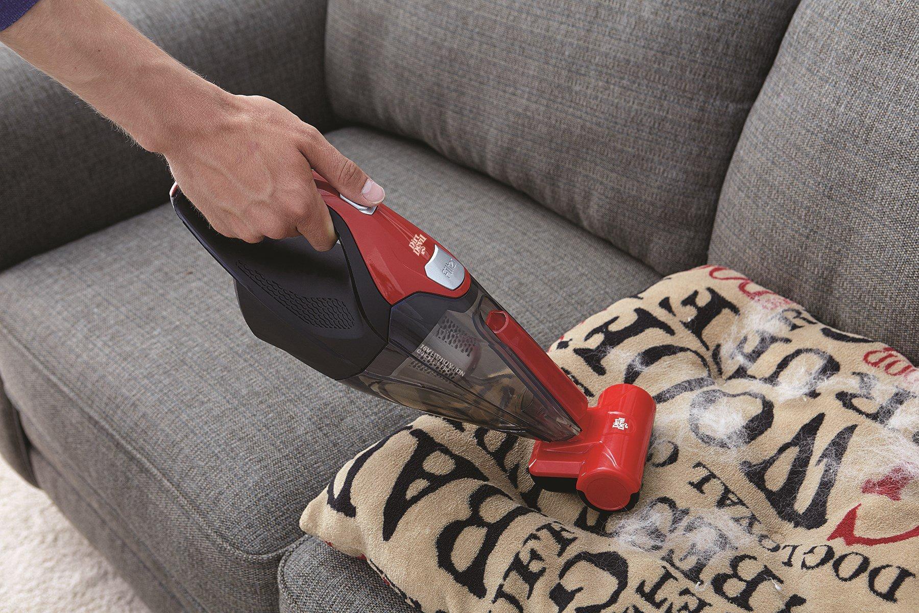 Quick Flip Plus Cordless Hand Vacuum3