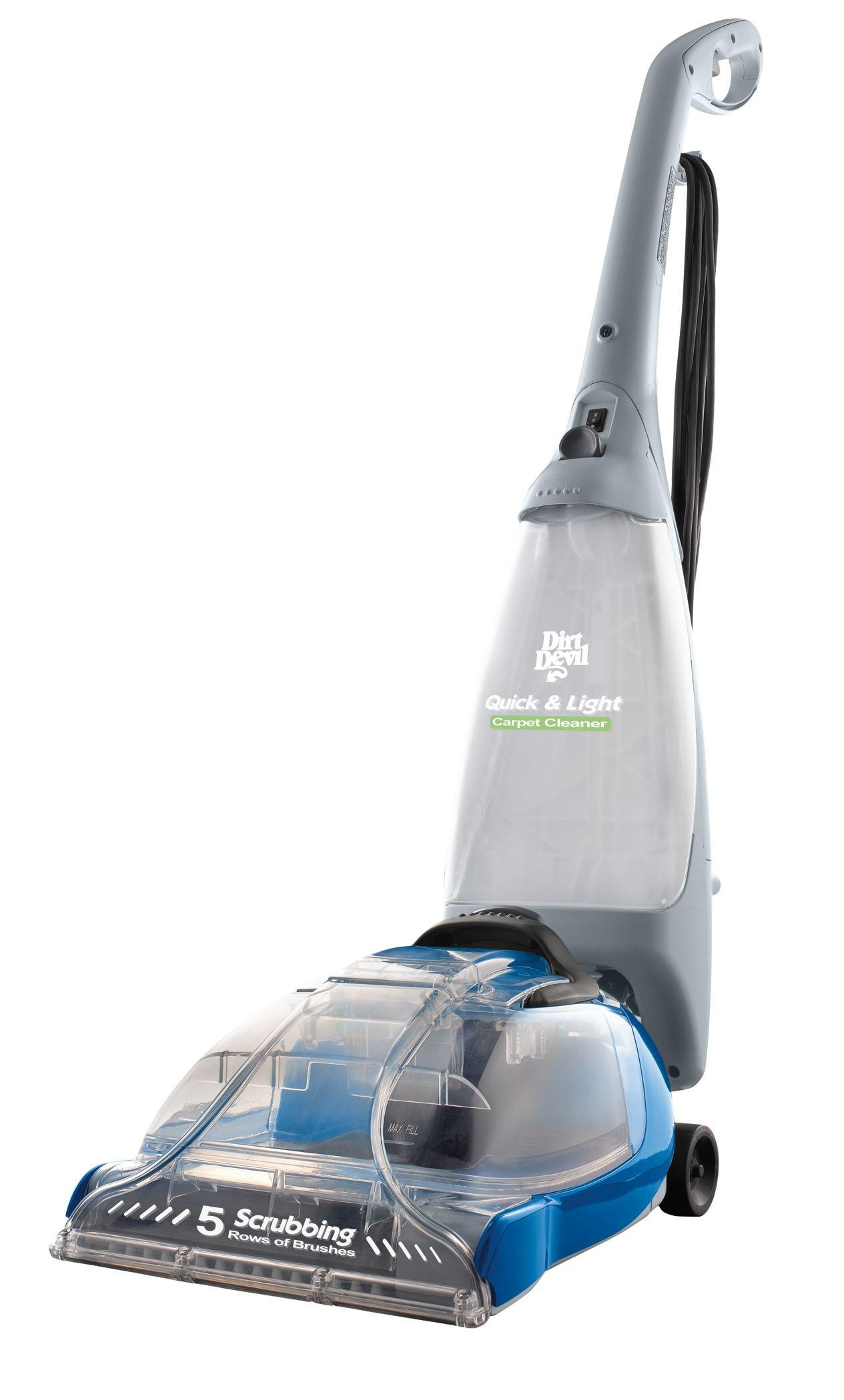 Quick & Light™ Carpet Washer2
