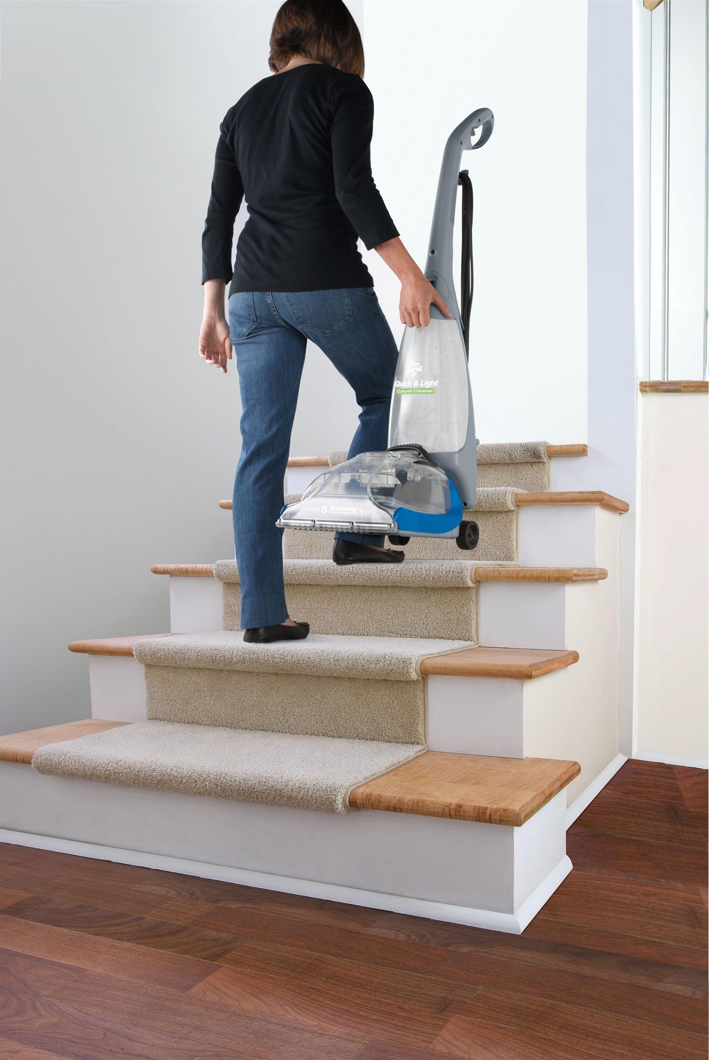 Quick & Light™ Carpet Washer5