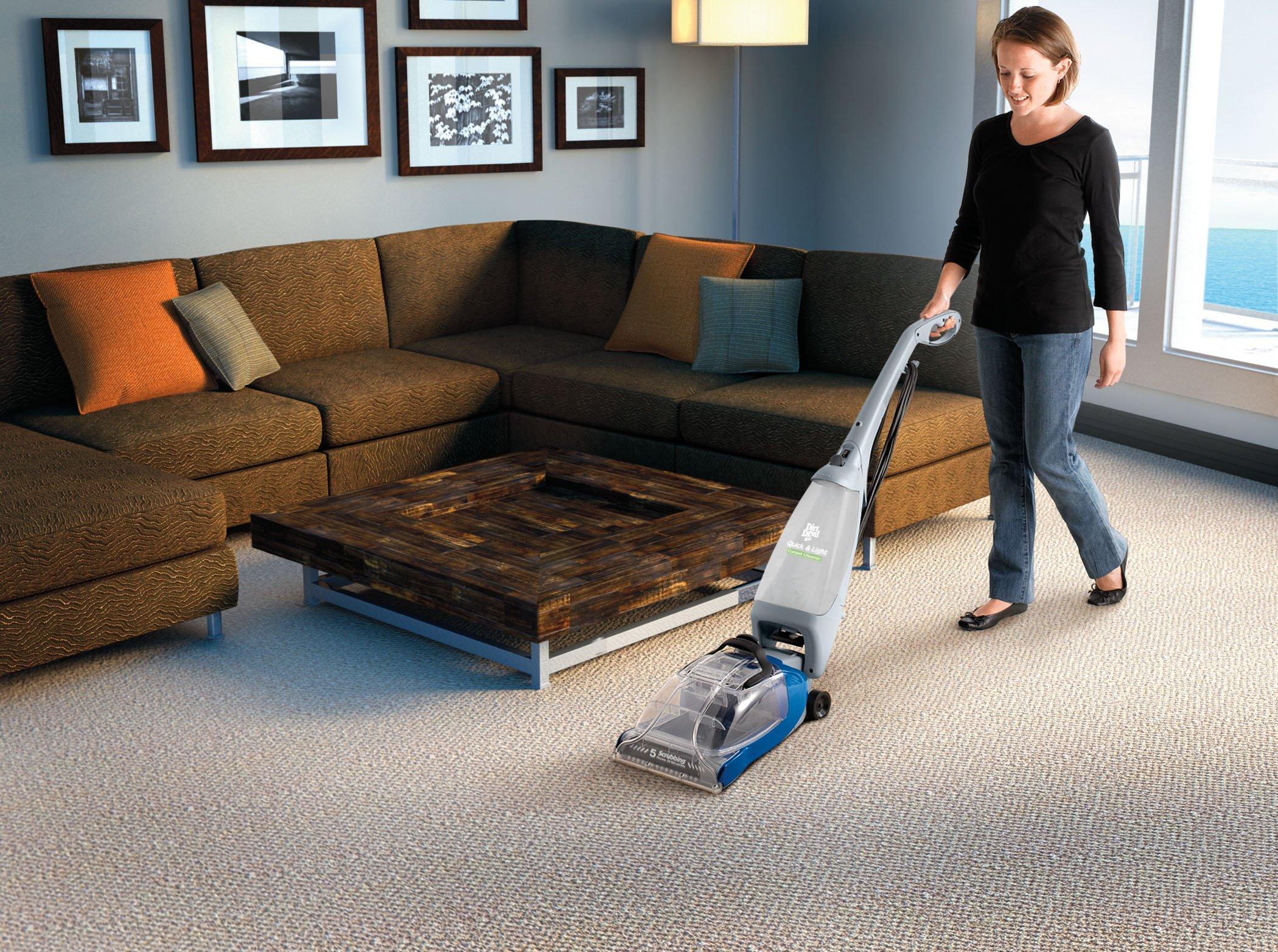 Quick & Light™ Carpet Washer3