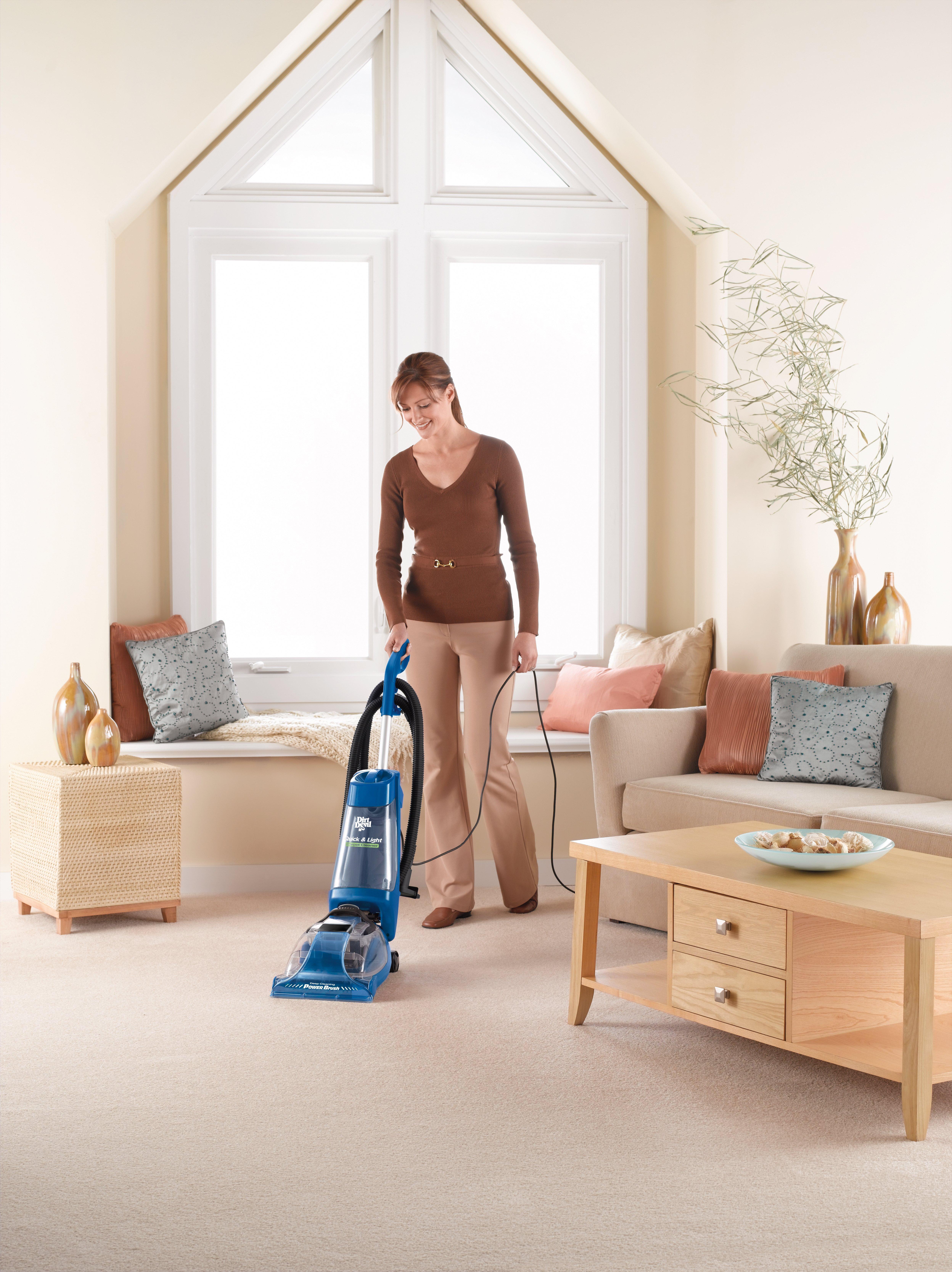 Quick & Light Carpet Cleaner2