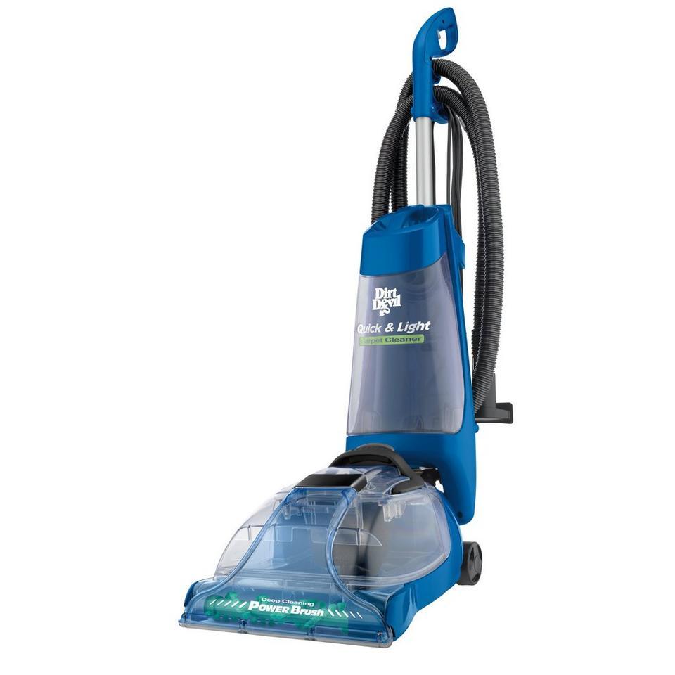 Light Carpet Cleaner Fd50035 Dirt Devil