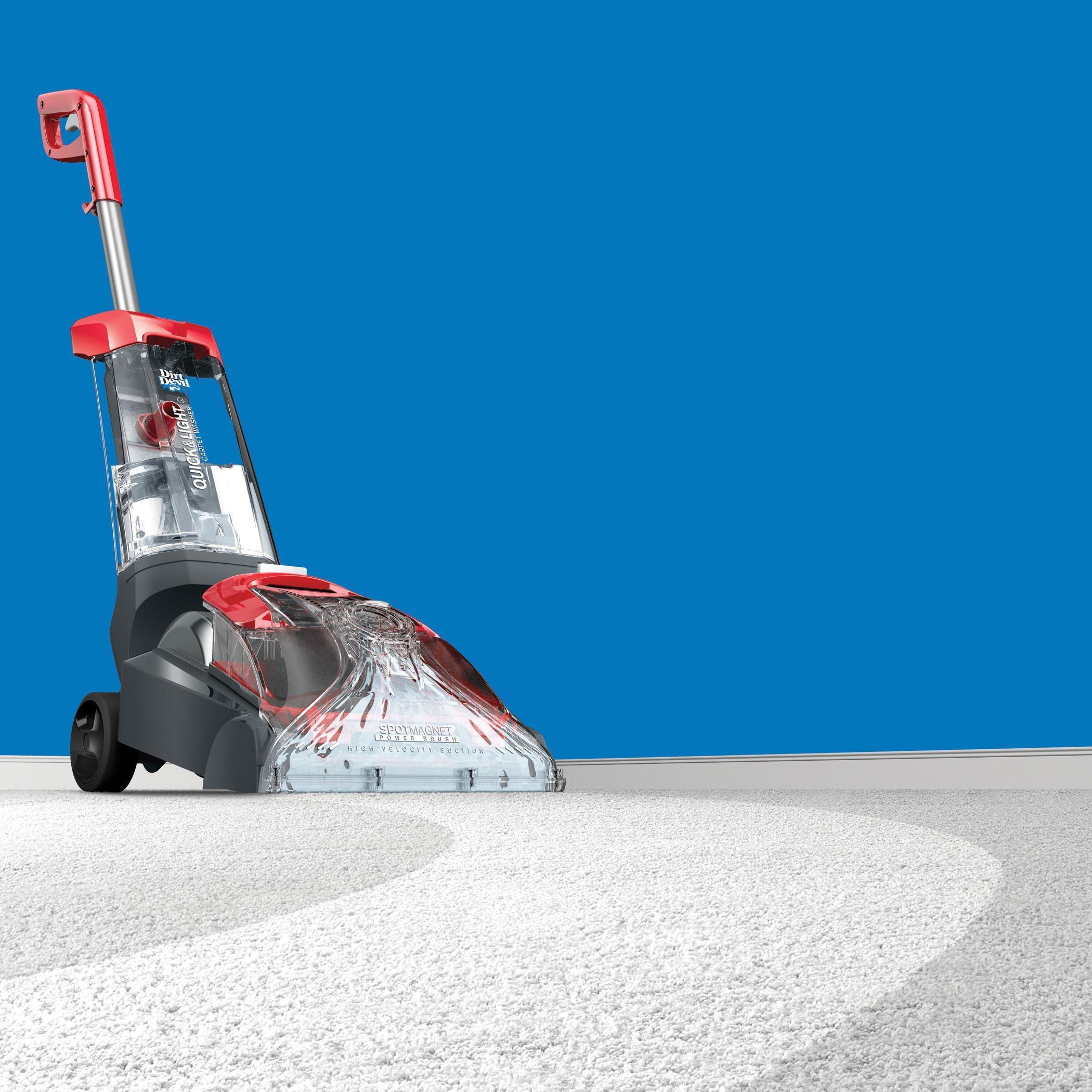 Quick & Light Carpet Cleaner3