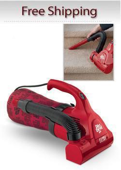 Ultra Corded Bagged Hand Vacuum2