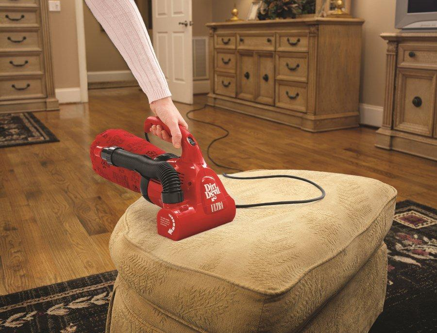 Ultra Corded Bagged Hand Vacuum6