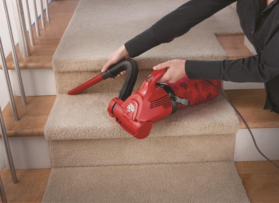 Ultra Corded Bagged Hand Vacuum9