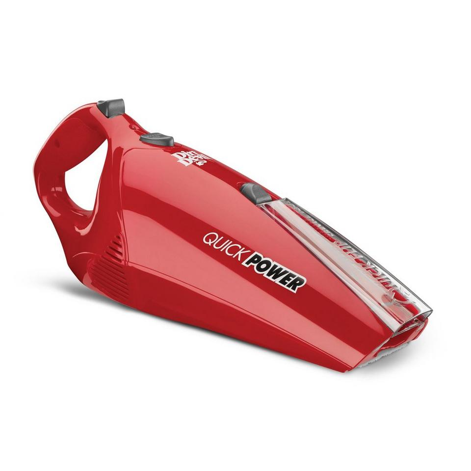 Quick Power Cordless Hand Vacuum, , large