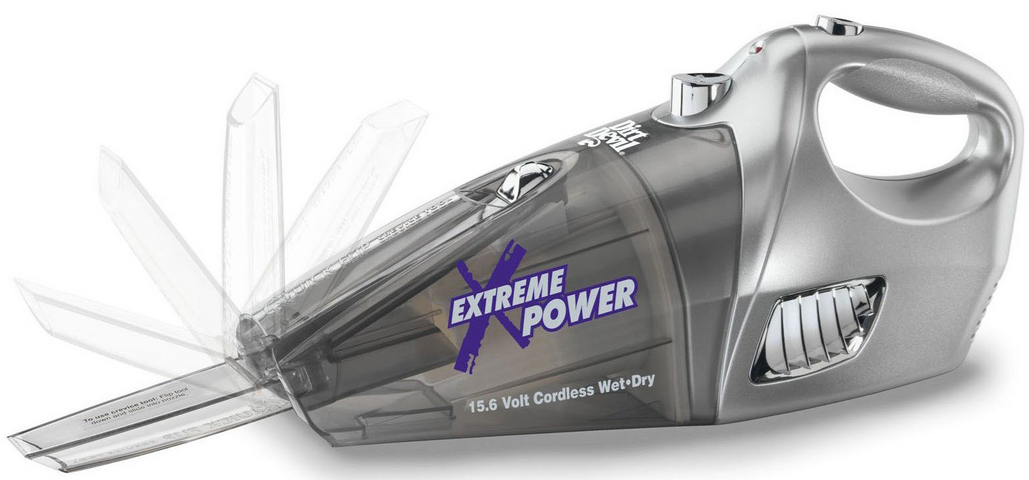 Extreme Power Cordless Bagless Wet/Dry Handheld Vacuum - M0944