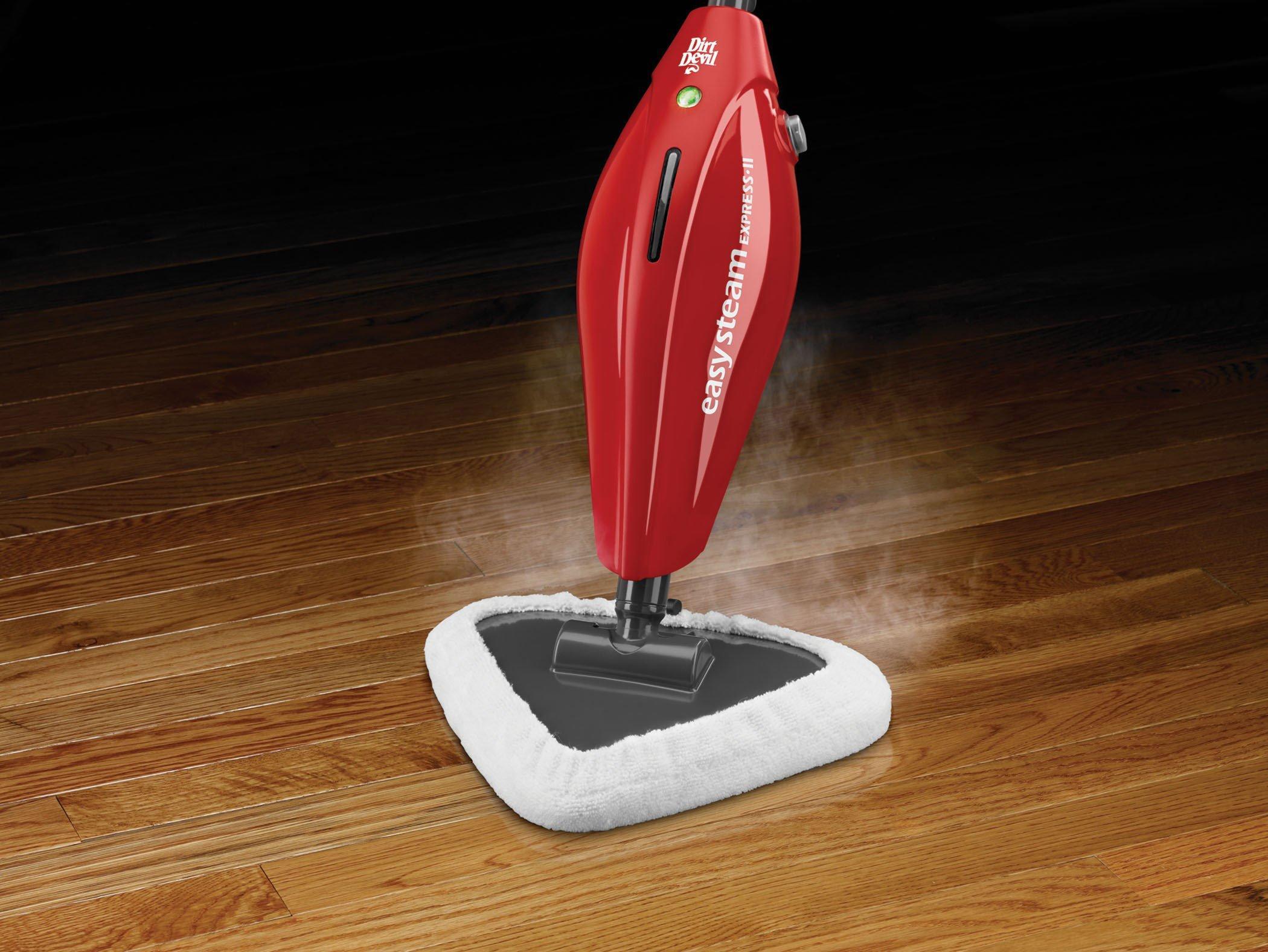 Easy Steam Express II Hard Floor Cleaner6