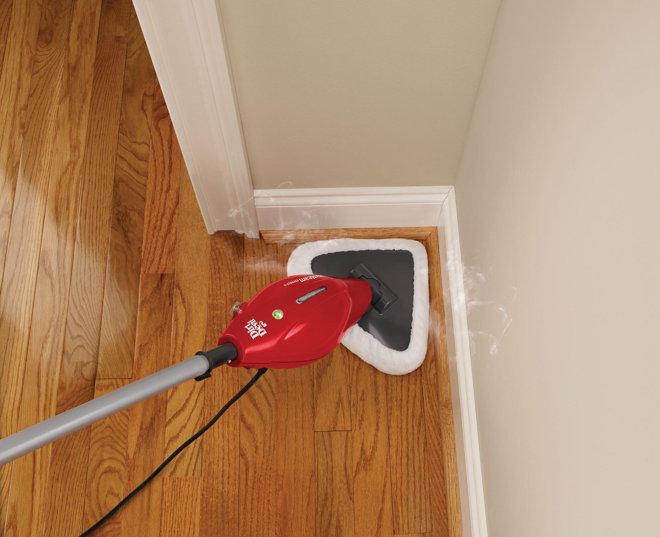 Easy Steam Express II Hard Floor Cleaner3