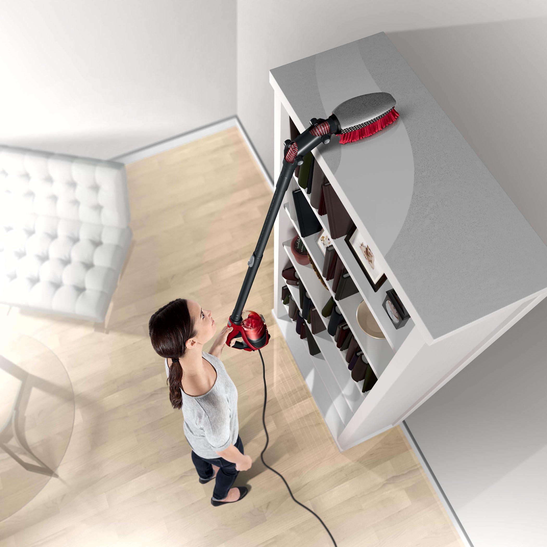 360° Reach™ Pro Bagless Stick Vacuum4