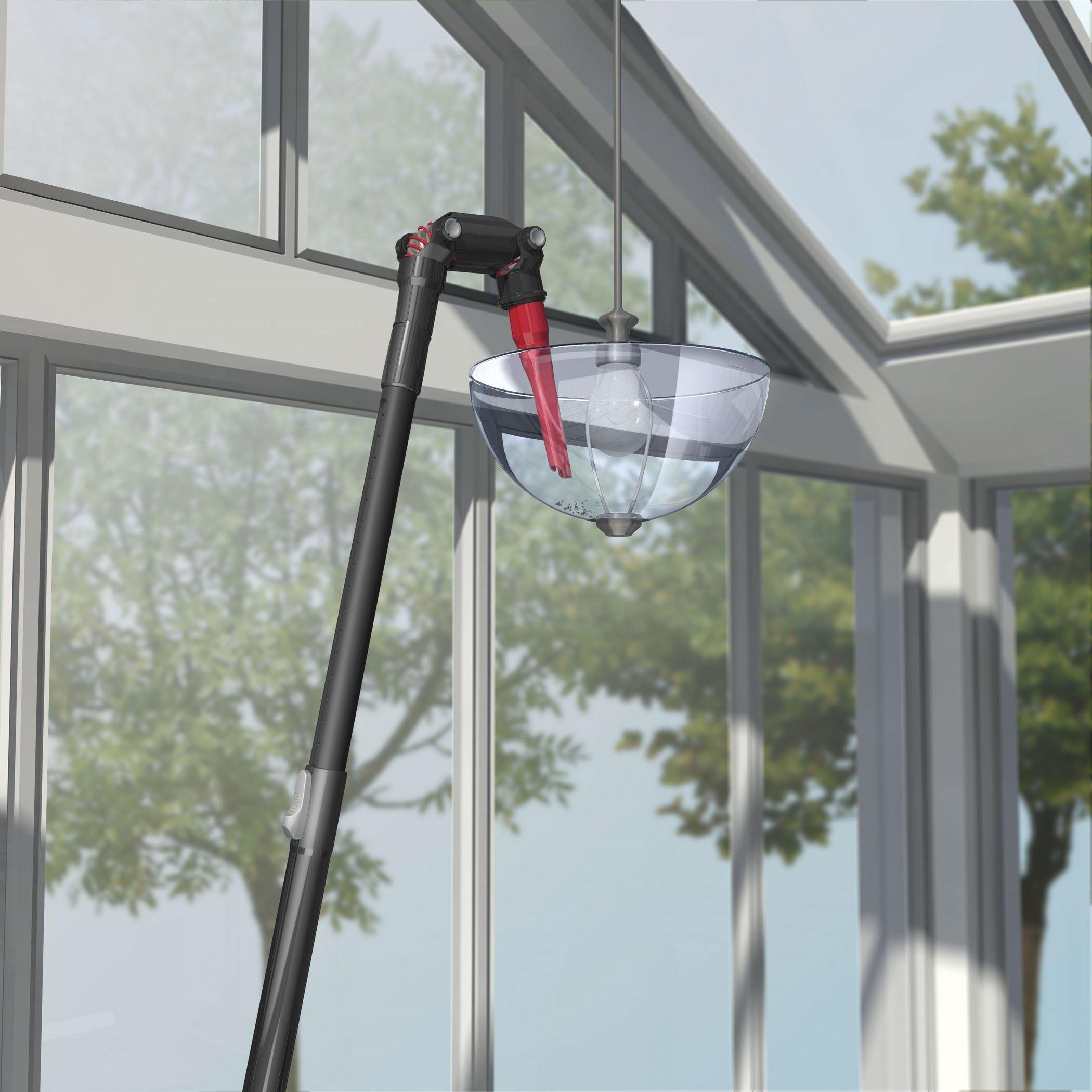 360° Reach™ Pro Bagless Stick Vacuum6