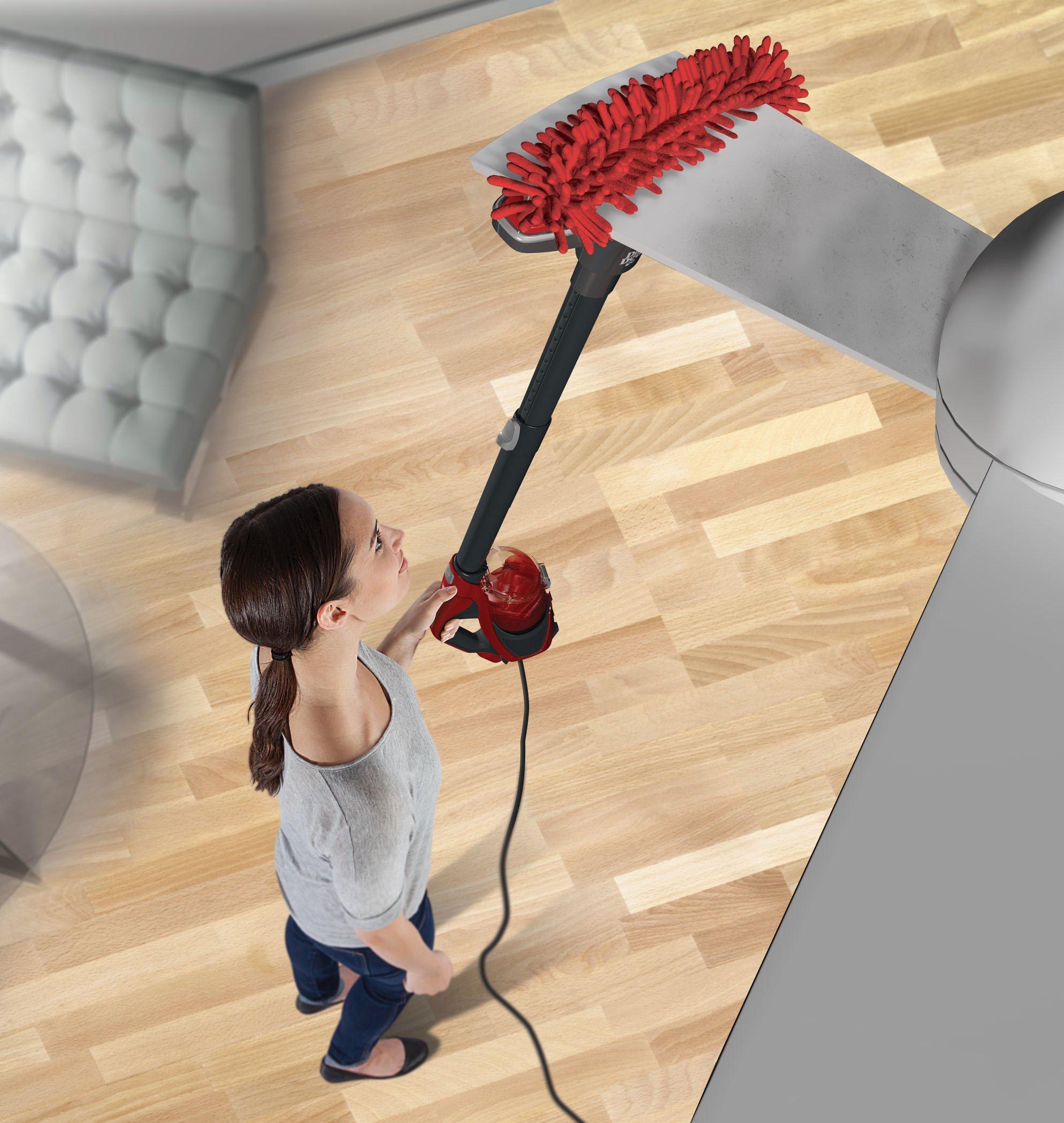 360° Reach™ Pro Bagless Stick Vacuum5