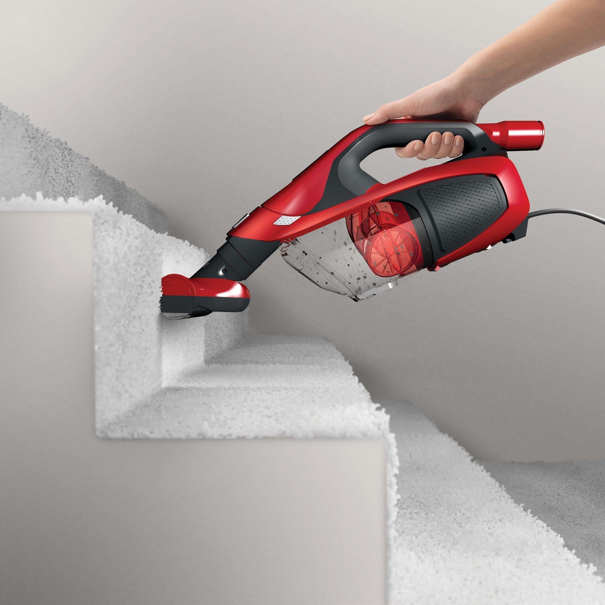360° Reach™ Power Bagless Hand Vacuum7