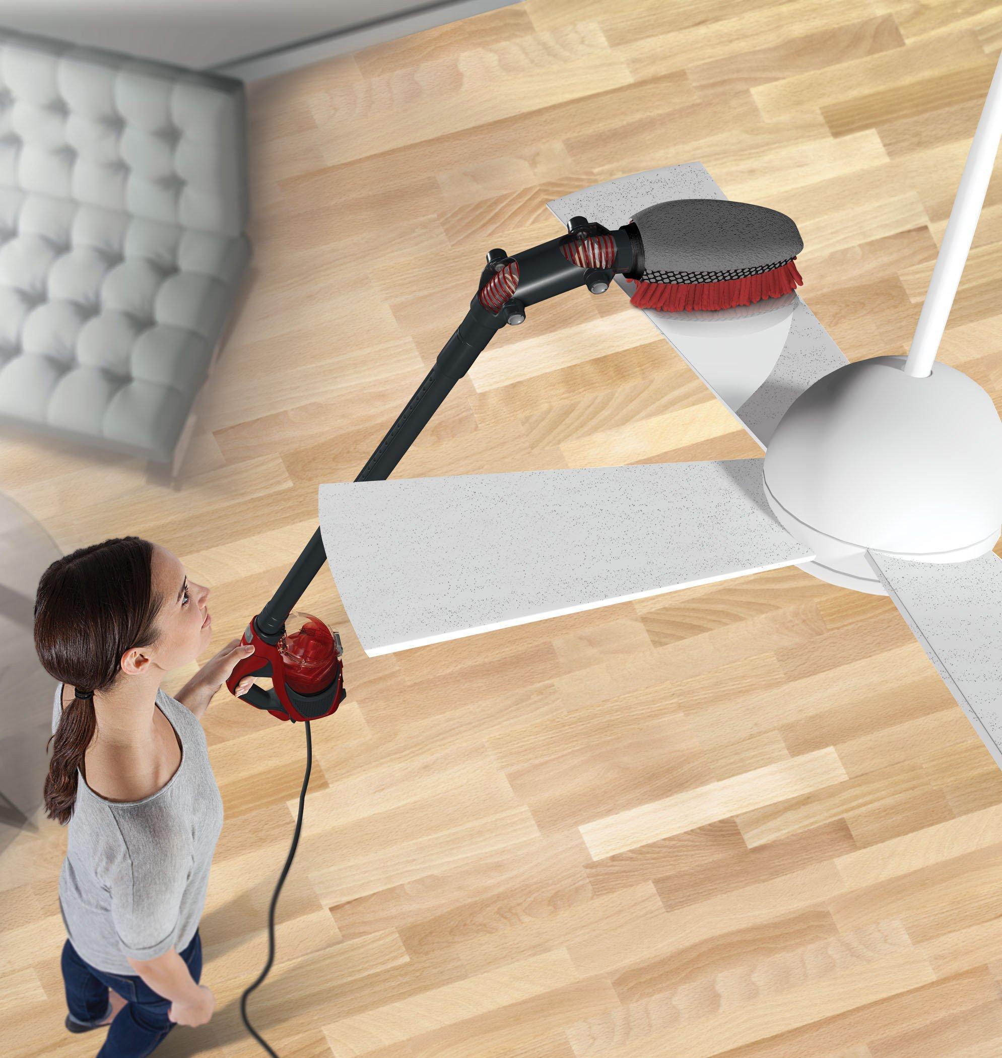 360° Reach Power Corded Stick Vacuum6