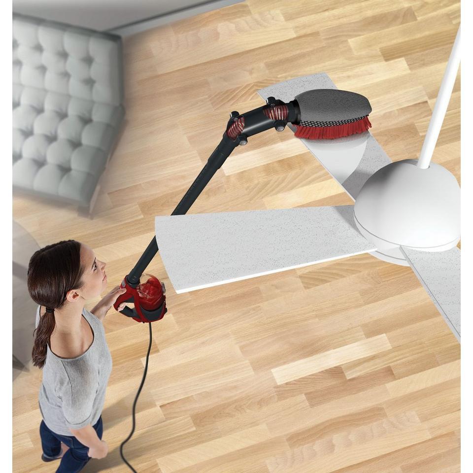 360° Reach Power Corded Stick Vacuum - SD12522