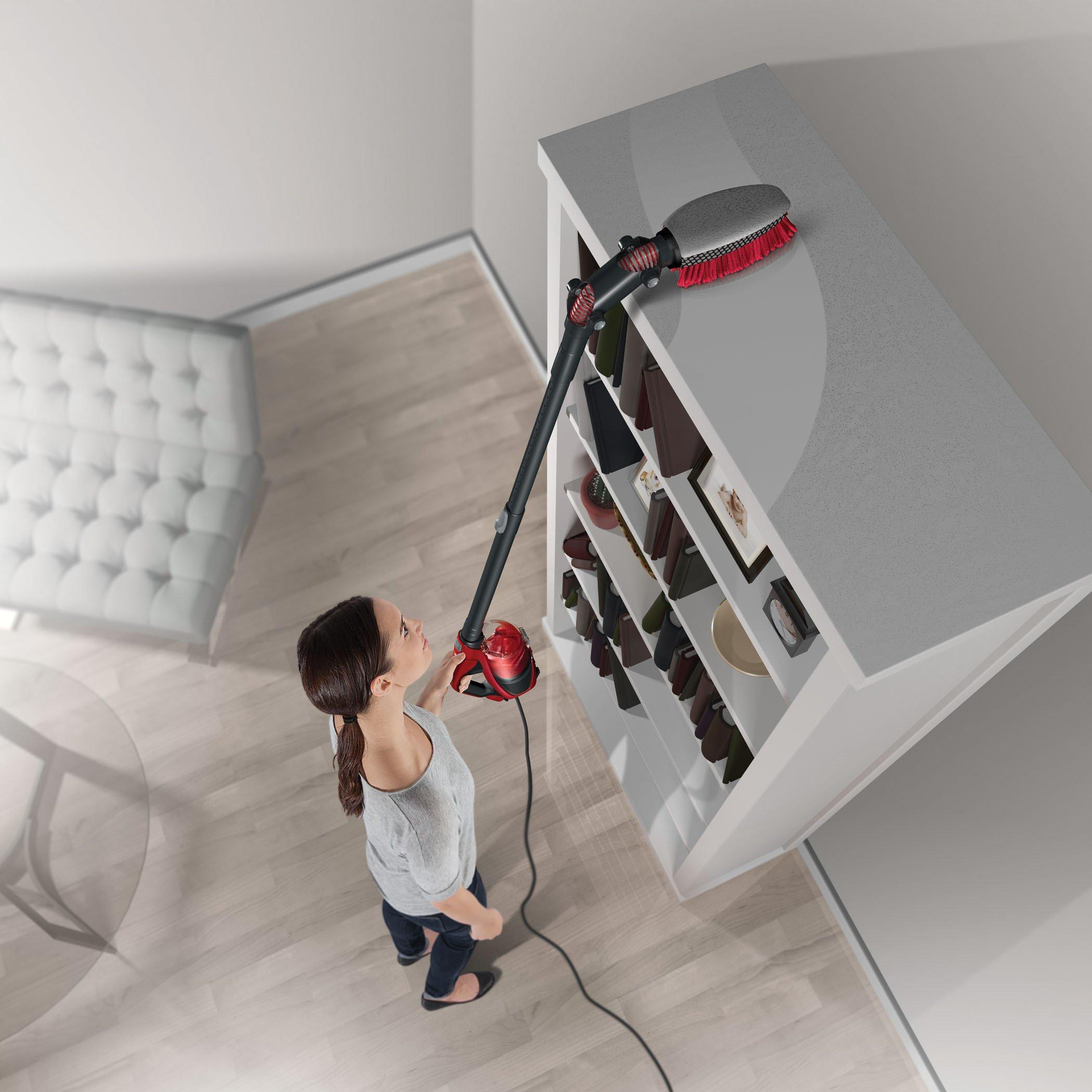 360° Reach Power Corded Stick Vacuum5