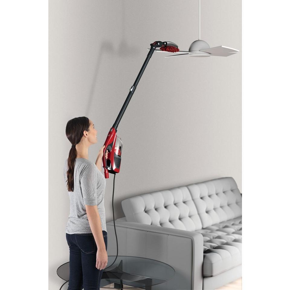 360 176 Reach Power Premium Stick Vacuum Sd12524pc Dirt