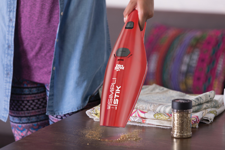 SimpliStik Corded Stick Vacuum5