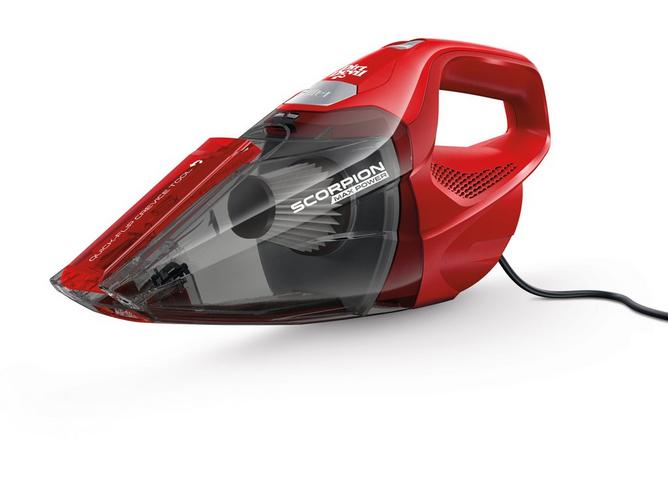 Scorpion Quick Flip Corded Hand Vacuum - SD20005RED