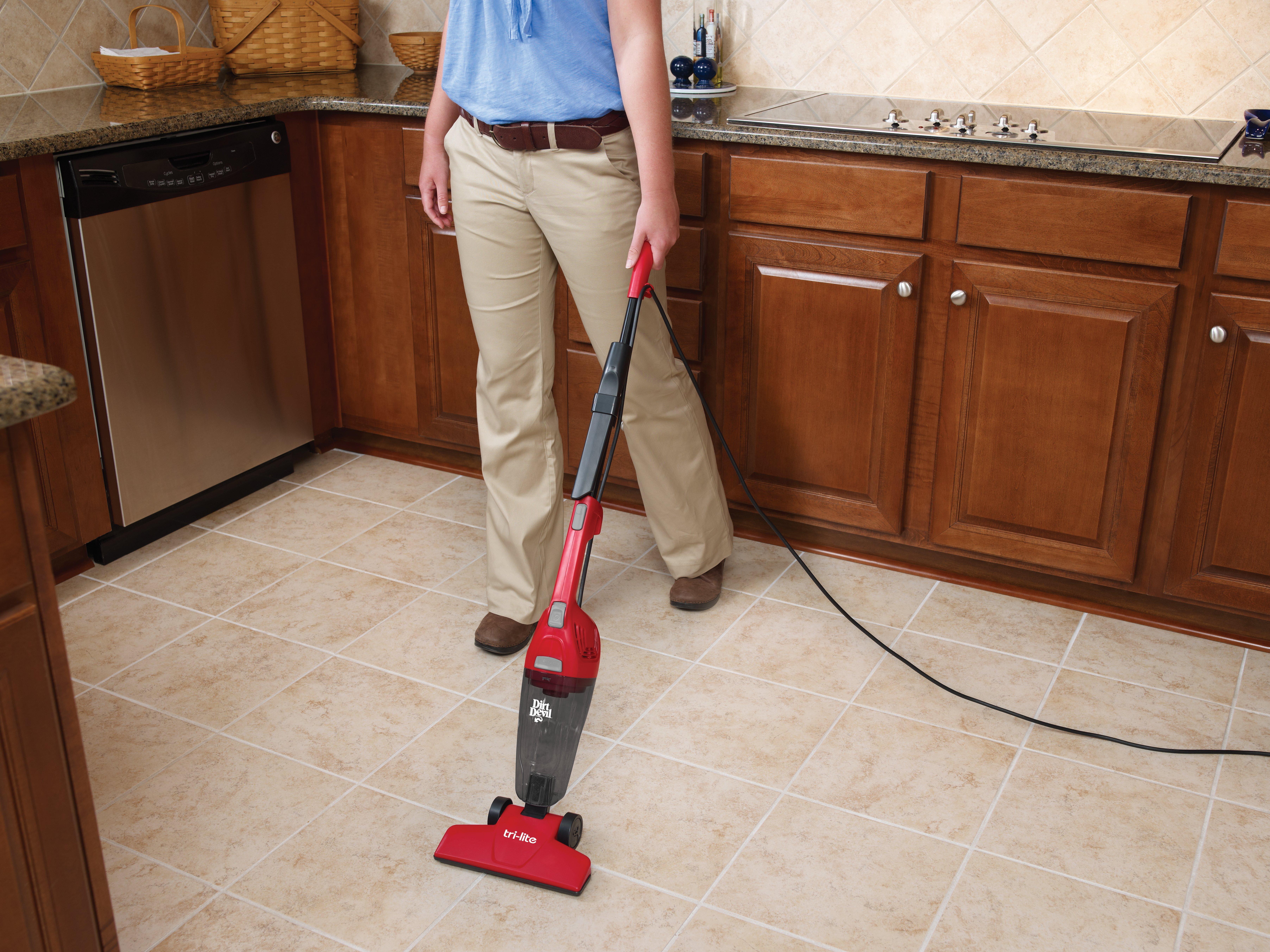 Tri-Lite 3-in-1 Corded Hand & Stick Vacuum3