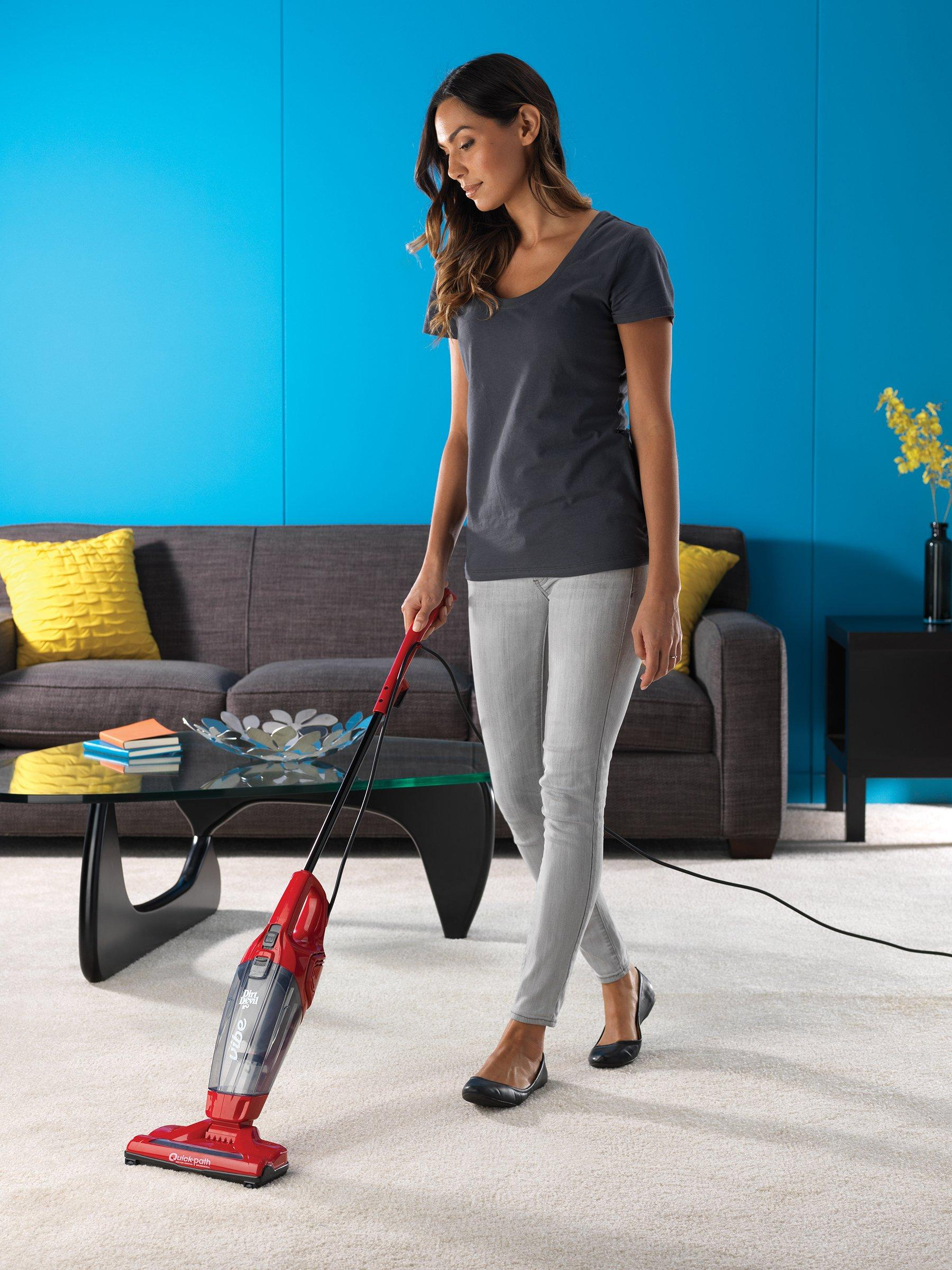 Vibe 3-in-1 Corded Bagless Stick Vacuum3