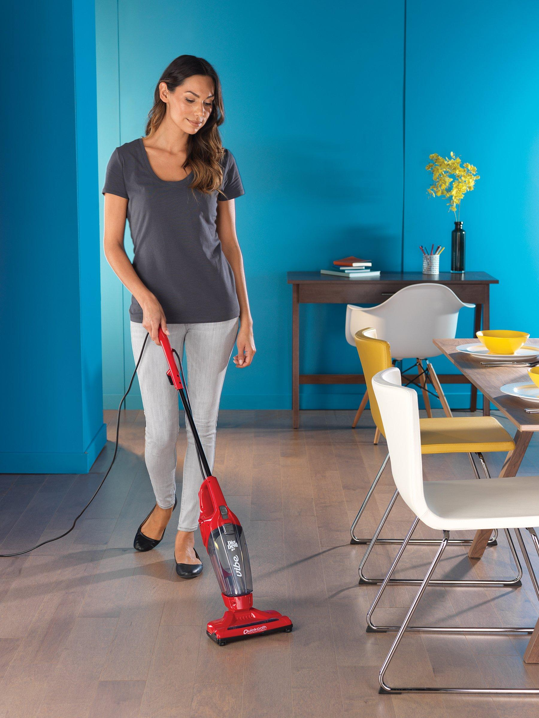 Vibe 3-in-1 Corded Bagless Stick Vacuum4